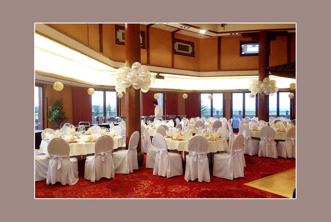 Hochzeitssaal-Phantasialand-Brühl-Hotel Ling-Bao