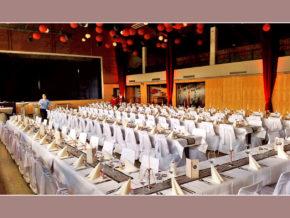 Hochzeitslocation Haagwaldhalle Weilheim-Remetschwiel