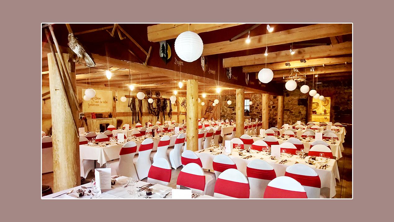 Hochzeitslocation in Waldshut-Tiengen, Villingen-Schwenningen, Freiburg im Breisgau- Historischer Landgasthof Rössle