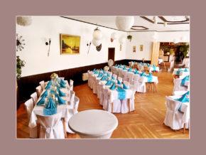 Hochzeitssaal Festsaal Kirschhausen Umgebung Bensheim Worms Mannheim