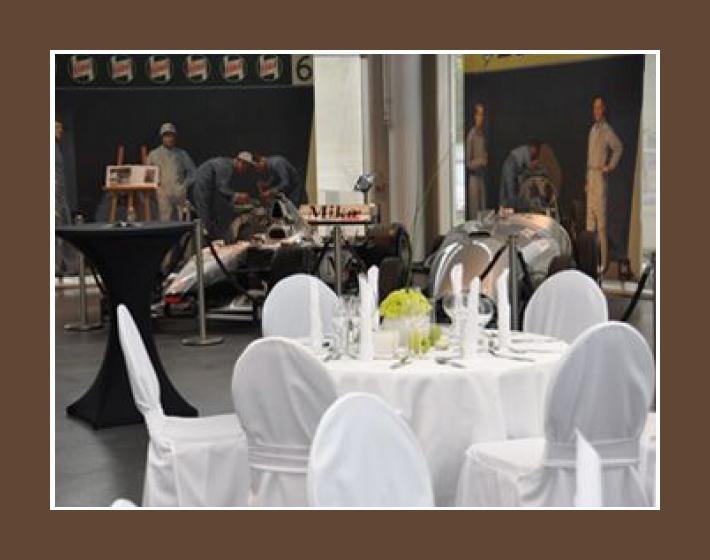 Central Garage 150 Personen Hochzeitslocation Rhein-Main-Gebiet Hochzeitssaal Bad Homburg Karben Hanau