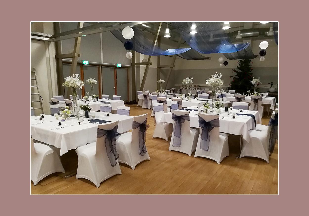 Dekoidee Hochzeitsdeko Dorftreff Rendel