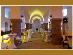 Hochzeitsdeko Eventhalle Historische Gewölbehalle Potsdam 260 Personen Berlin Werder Havel Ludwigsfelde