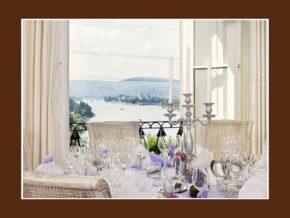 Hochzeitslocation 250 Personen Klostergut Besselich Festsaal Rheinland-Pfalz Koblenz