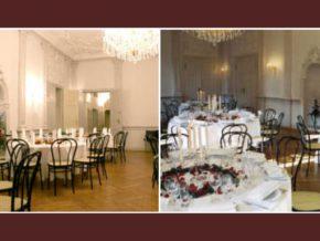 Hochzeitslocation 48 bis 80 Personen Hochzeitssaal Brandenburg Berlin Potsdam Gutshaus Steglitz