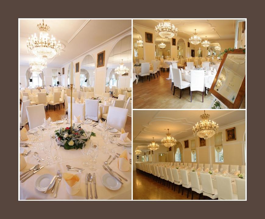 Hochzeitssaal 120 Personen Schloss Liebieg Kobern-Gondorf an der Mosel Mayen Koblenz