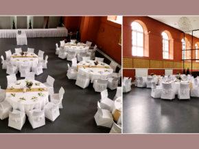 Hochzeitslocation Marstall Putbus Rügen